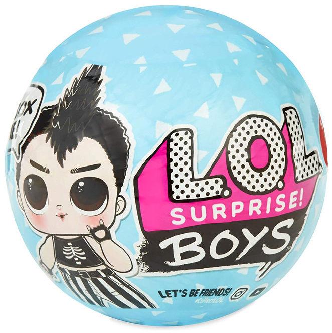 MGAE - LOL Suprise BOYS laleczka chłopiec 561705