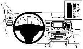 ProClip do Volkswagen Sharan 11-19
