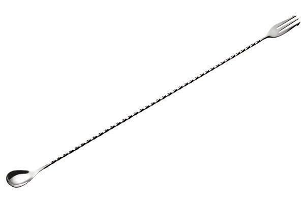Łyżeczka barmańska ze stali nierdzewnej o długości 500mm