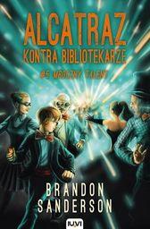 Alcatraz kontra Bibliotekarze 5 Mroczny talent ZAKŁADKA DO KSIĄŻEK GRATIS DO KAŻDEGO ZAMÓWIENIA