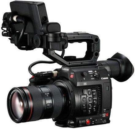 Kamera cyfrowa Canon EOS C200 EF body