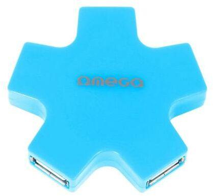 Omega OUH24SBL (niebieski)