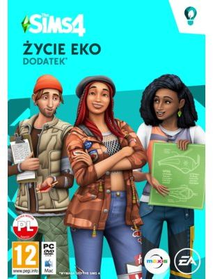 Dodatek do gry The Sims 4 Życie Eko