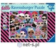 Puzzle 100el XXL LOL SURPRISE! 128822 RAVENSBURGER