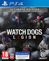 Ubisoft Watch Dogs Legion Ultimate Edition (PS4)