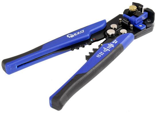 Ściągacz izolacji kabli przewodów zaciskarka 205mm