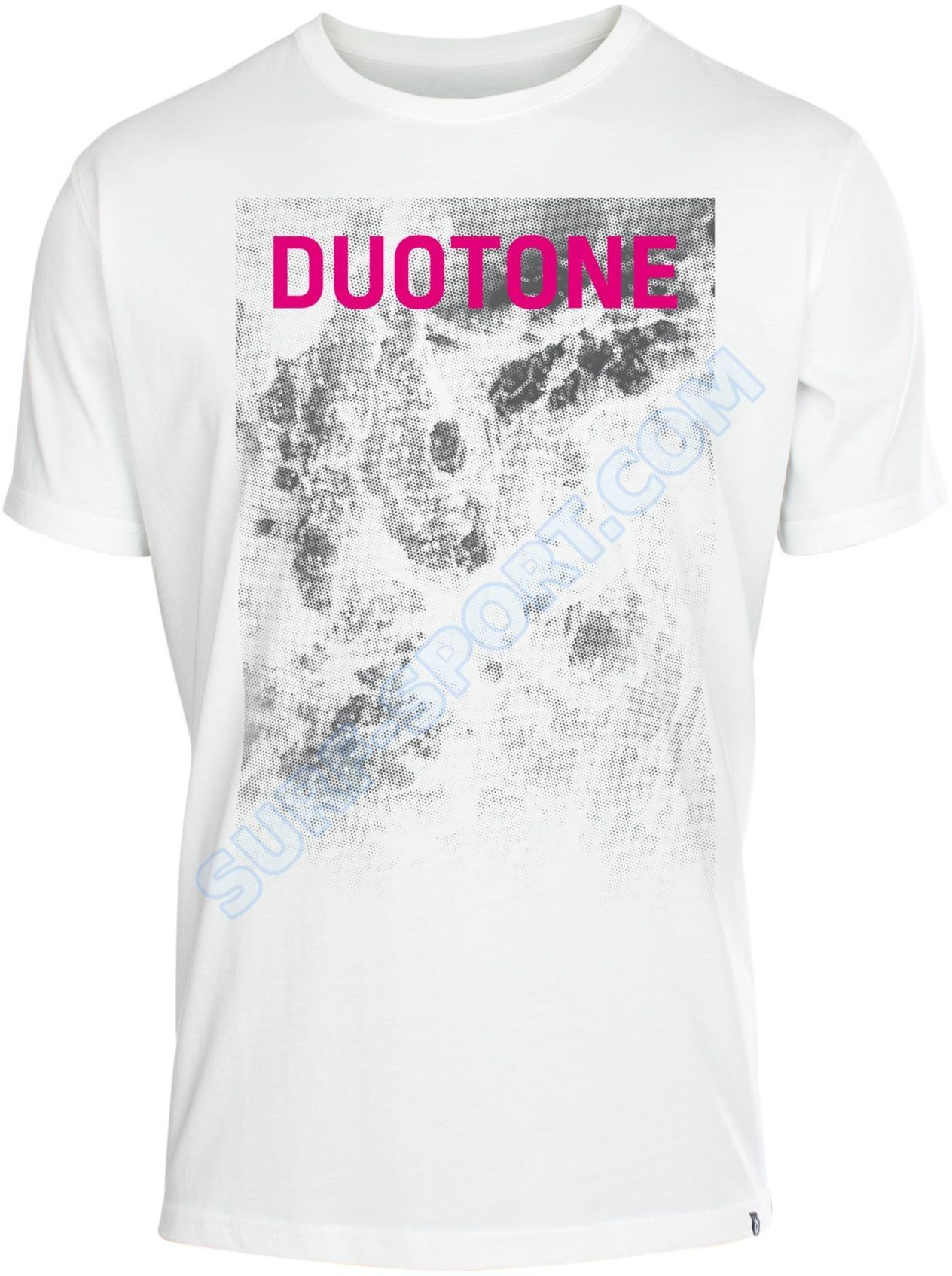 Koszulka Duotone Tee SS Rasterized 2019 White