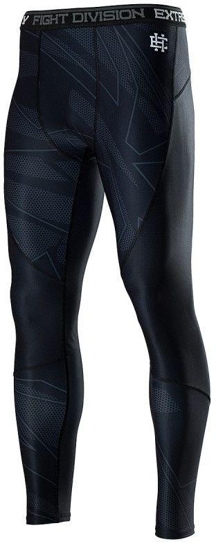 Extreme Hobby legginsy męskie sportowe SHADOW