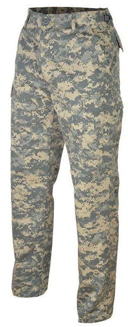 Spodnie wojskowe Mil-Tec Wzmacniane BDU AT-Digital (11805070)