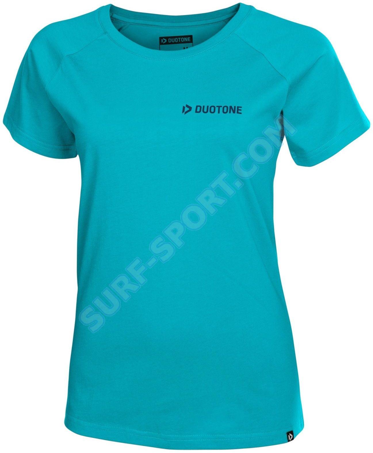 Koszulka Duotone Tee SS Waves Women 2019 Blue Bird