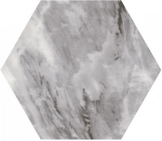 Bardiglio Hexatile Dark 17,5x20