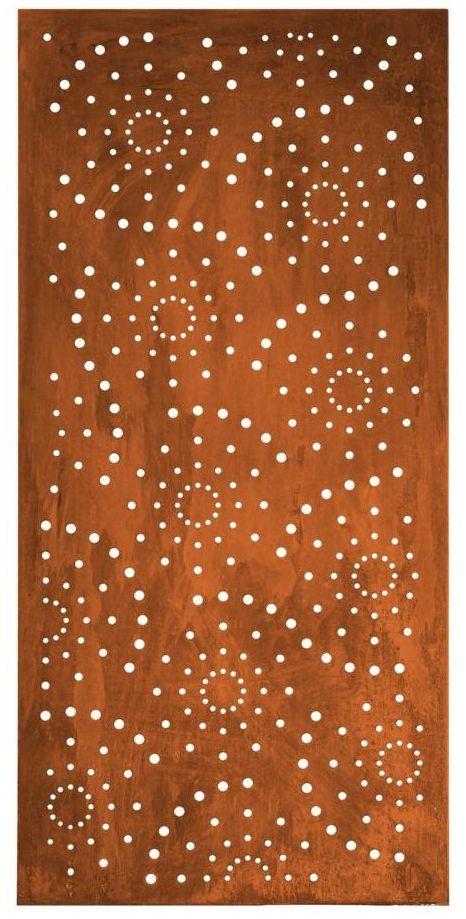 Panel osłonowy CORTEN 85 x 180 cm lilia FOREST STYLE