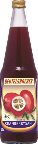 Sok ŻURAWINOWY BIO 700ml Beutelsbacher