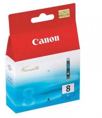 Tusz Oryginalny Canon CLI-8 C (0621B001) (Błękitny) - DARMOWA DOSTAWA w 24h