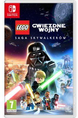 Gra Nintendo Switch LEGO Gwiezdne Wojny: Saga Skywalkerów