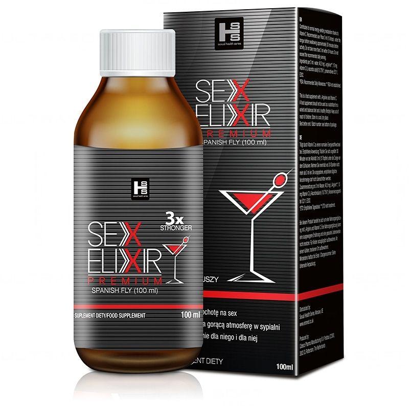 Sex Elixir Premium 100ml - Hiszpańska mucha afrodyzjak