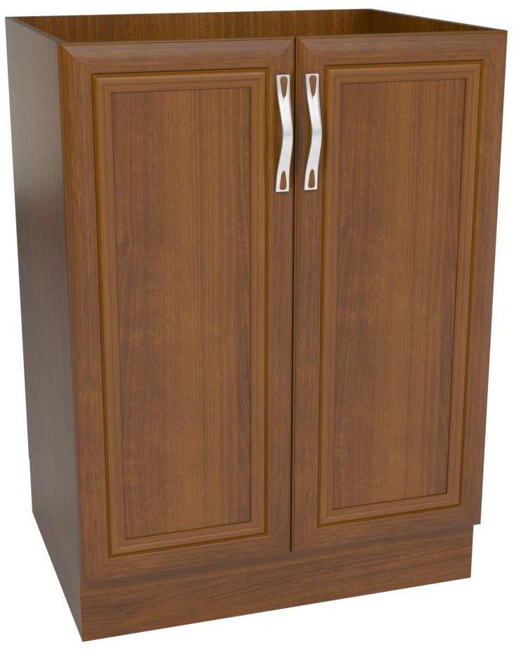 Szafka kuchenna stojąca Sycylia 60 cm kolor orzech milano