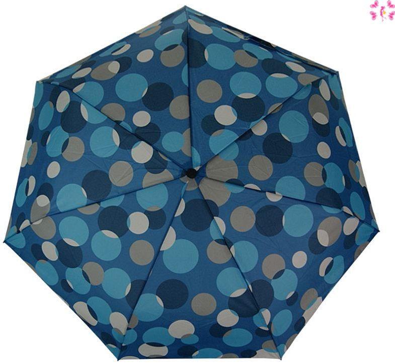 Parasolka damska full-automat Doppler Blue Fashion