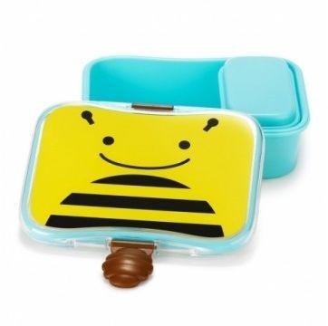 Skip hop - Pudełko Śniadaniowe zoo Pszczoła