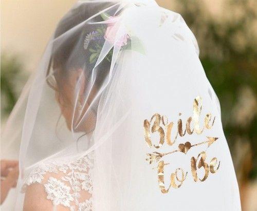 Welon na Wieczór Panieński GoGirls, Bride to Be