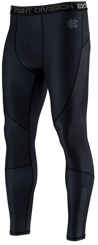 Extreme Hobby Legginsy sportowe Active czarne