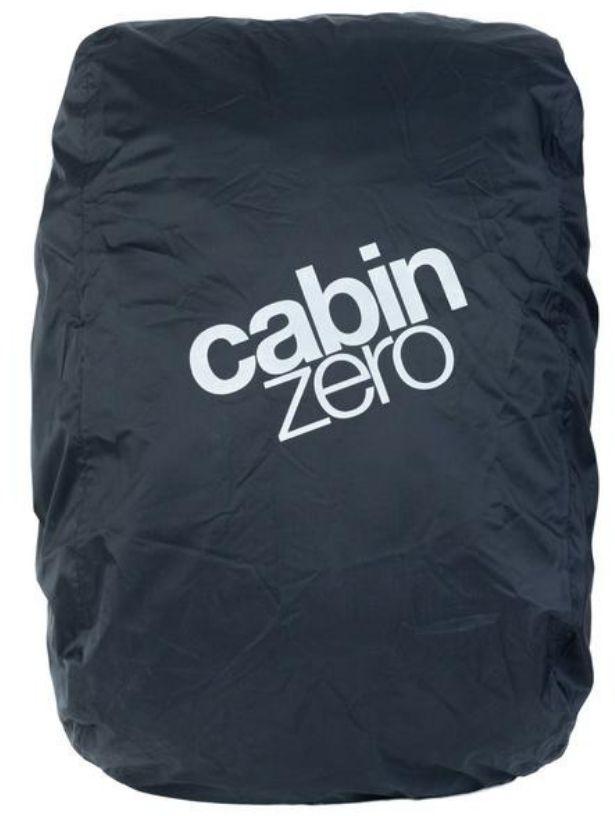 Pokrowiec na plecak Rain Cover CabinZero - absolute black