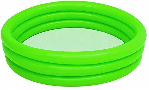 Best Sporting Uniseks młodzieżowy basen dmuchany, 183 x 33 cm, zielony