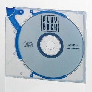 Etui na płyty CD/DVD QUICKFLIP STANDARD 5 sztuk /526706/