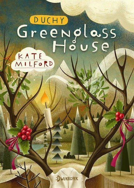 Greenglass House 2 Duchy hotelu Greenglass House Greenglass House, tom 2 - Kate Milford