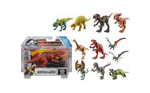 Mattel Jurassic World Atakujące Dinozaury FPF11
