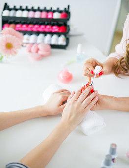 Manicure hybrydowy  Koszalin