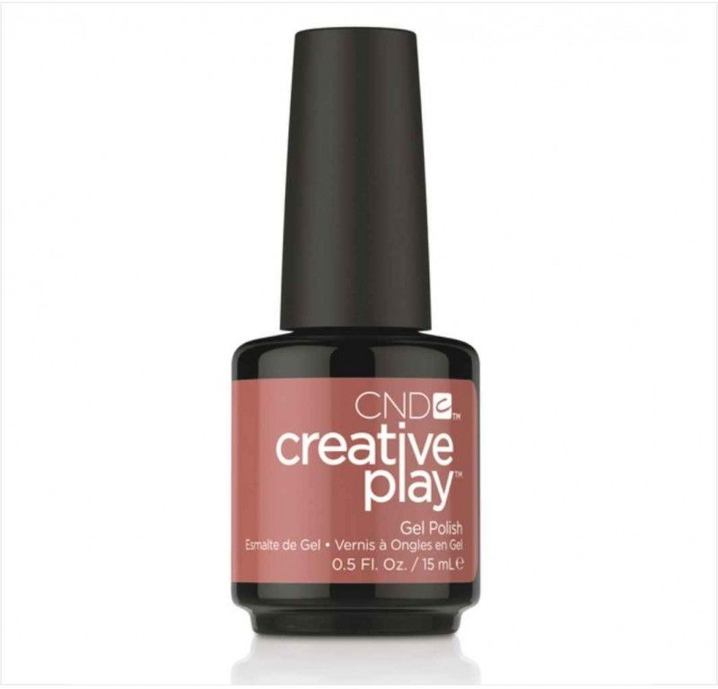 CND Gel Creative Play Nuttin To Wear #418 15ml