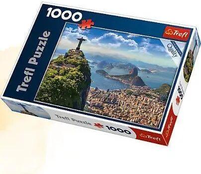 Puzzle 1000 Rio de Janeiro TREFL