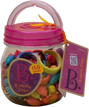 B. Toys B.eauty Pops - Zestaw do Tworzenia Biżuterii - 150 Elementów