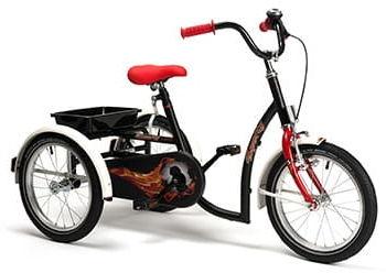 Rowerek trójkołowy dla chłopczyków sporty