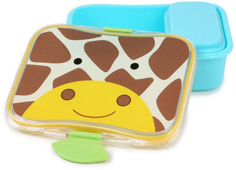 Skip hop - Pudełko Śniadaniowe zoo Żyrafa
