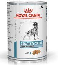 Royal Canin Sensitivity Control kaczka 420 g puszka Dog