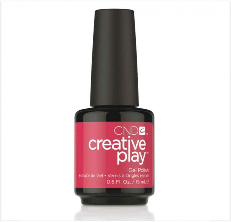 CND Gel Creative Play Well Red #411 15ml