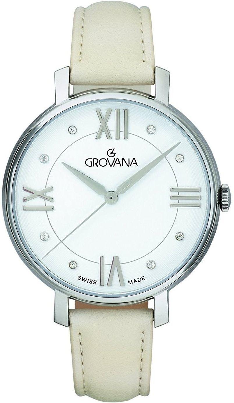 Zegarek Grovana 4441.1533 - CENA DO NEGOCJACJI - DOSTAWA DHL GRATIS, KUPUJ BEZ RYZYKA - 100 dni na zwrot, możliwość wygrawerowania dowolnego tekstu.