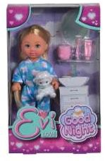 Lalka Evi idzie spać (GXP-723758)