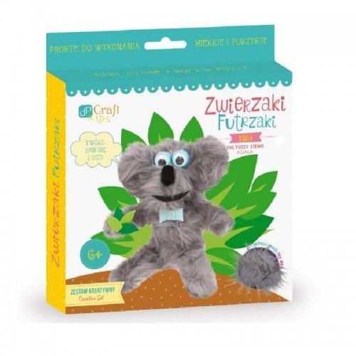 Zestaw do wykonania Zwierzaka Futrzaka - Miś Koala
