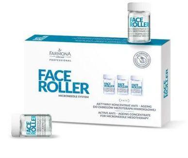 FARMONA FACE ROLLER Aktywny Koncentrat Anti Ageing