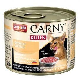 Animonda Carny Koktajl Drobiowy Kitten 200 g
