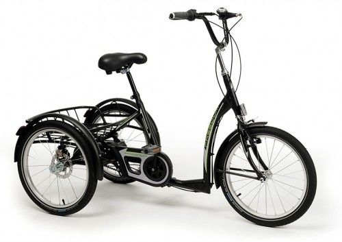Rowerek trójkołowy dla starszych dzieci i młodzieży Freedom