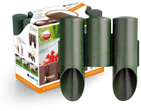Palisada ogrodowa Cellfast Maxi zielona