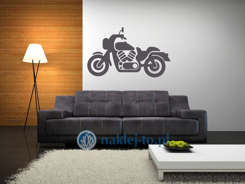 naklejka na ścianę Motocykl 1 naklejka na ścianę motocykl