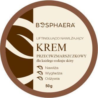 Bosphaera Liftingująco-Nawilżający Krem Przeciwzmarszczkowy 50 ml