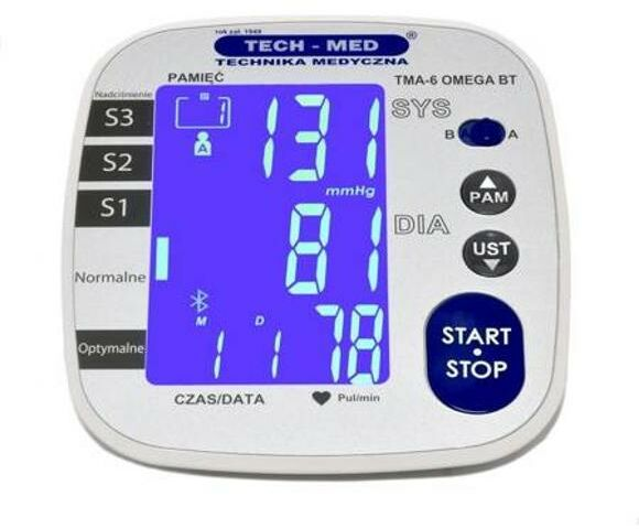 Tech-Med TMA-6 OMEGA BT