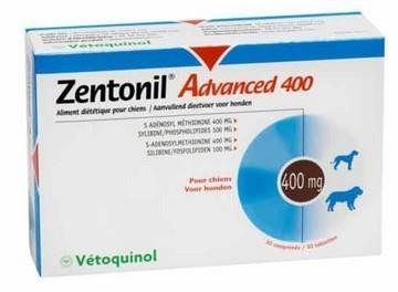 Zentonil Advanced 400 mg 30 tabl