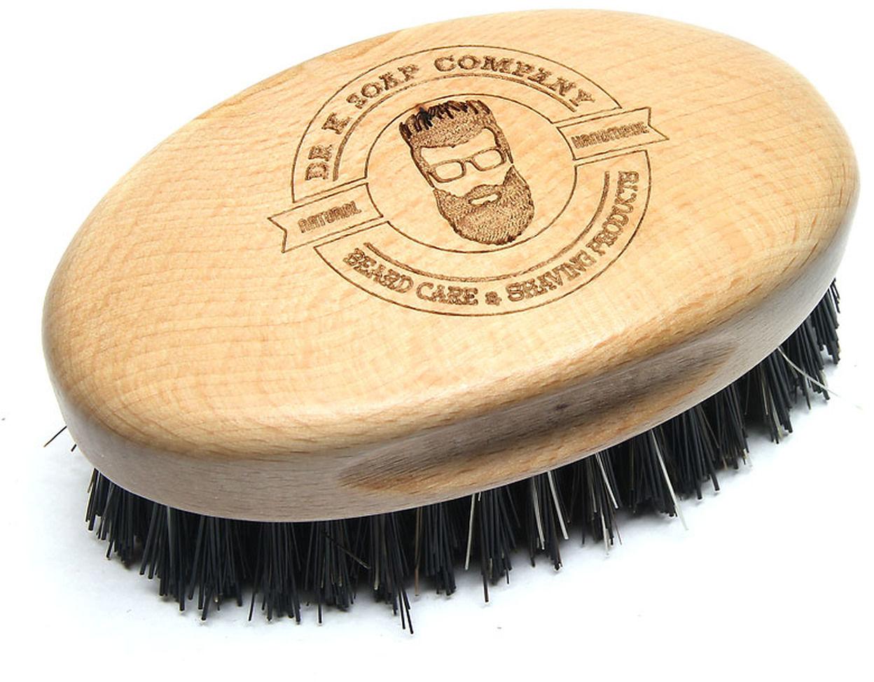 Dr K Soap Beard Brush - duży kartacz do brody